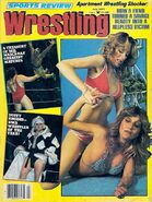 Sports Review Wrestling - July 1977