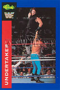 1991 WWF Classic Superstars Cards Undertaker 88