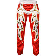 Sin Cara Red Youth Replica Pants