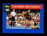 1991 WWF Classic Superstars Cards Rick Martel 74
