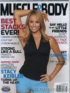 Muslce & Body Magazine July 2008 Issue