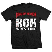ROH Tribute to Philly Wrestling T-Shirt