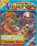 Sensacional de Luchas 338