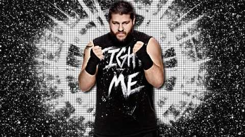 "WWE NXT ""Fight"" ► Kevin Owens 1st & NEW Theme Song"