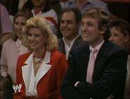 WWE-WWF Wrestlemania-IV-1988 Donald-Trump