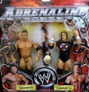 WWE Adrenaline Series 12 Batista & Triple H