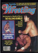 Inside Wrestling - January 1986