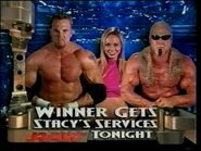 Test vs Scott Steiner