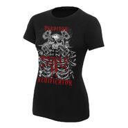 Triple H Destroyer, Creator Women's Authentic T-Shirt