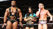 Big E Langston on MN RAW 04-15-2013