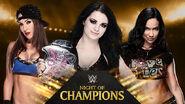 NOC 2014 Diva Triple Threat
