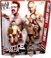 WWE Battle Packs 21 Sheamus & Randy Orton