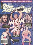 Inside Wrestling - October 1995