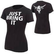 The Rock Brahma Bull Women's T-Shirt