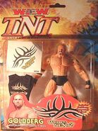 WCW TnT Series 1 Goldberg