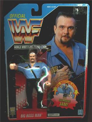 Image wwf hasbro 1991 big boss pro wrestling for Domon man 1991