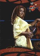 2004 WWE Divas 2005 (Fleer) Nidia 5