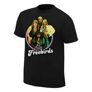 The Fabulous Freebirds Hall of Fame 2016 T-Shirt