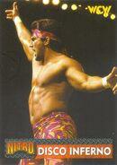 1999 WCW-nWo Nitro (Topps) Disco Inferno 11
