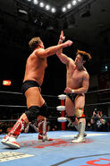 AJPW New Year Wars 2015 (Night 2) 3