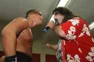 Kevin Matthews & Mick Foley