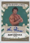 2016 Leaf Signature Series Wrestling Ken Patera 43