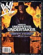 WWE Magazine Apr 2007