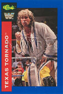 1991 WWF Classic Superstars Cards Texas Tornado 71
