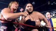 Owen Hart and Yokozuna.4