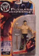 WWE Ruthless Aggression 5 Tajiri