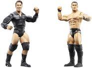WWE Wrestling Adrenaline Series 34 JBL & Randy Orton