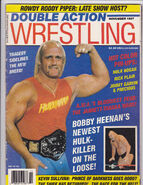 Double Action Wrestling - November 1987