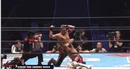 NJPW World Pro-Wrestling 10 4