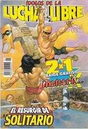 Ídolos de la Lucha Libre 1