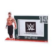 John Cena 15X Picture Frame