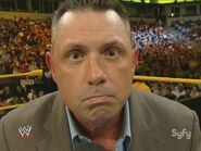 Michael cole lost it by killerofhell-d33mp0c