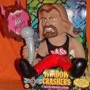 WCW Window Crashers 1 Kevin Nash