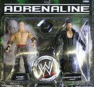Undertaker and kane set