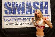 Xandra bale smash wrestling