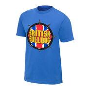 British Bulldog Spiked Collar Legends T-Shirt