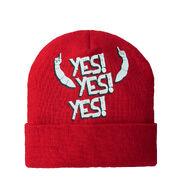 Daniel Bryan Cuffed Knit Beanie Hat