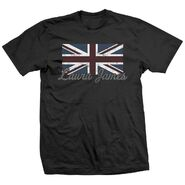 Laura James Union Jack Shirt