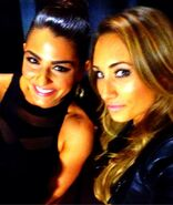 Veronica and Carmella