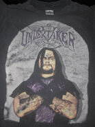 1994 The Undertaker Arms Crossed T-Shirt