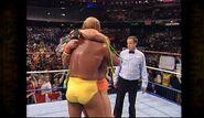 Hogan vs. Warrior 18