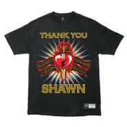 Shawn Michaels Thank You Tribute T-Shirt