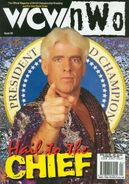 WCW Magazine - April 1999