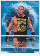 2017 WWE Undisputed Wrestling Cards (Topps) Big Cass 3