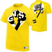 CM Punk GTS T-Shirt