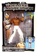 WWE Deluxe Aggression 13 Rey Mysterio